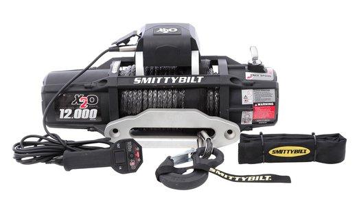 Smittybilt Gen2 X2O COMP 12000 Waterproof Winch 98512 12000 lb winch