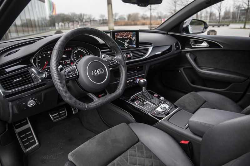 Audi A6 Avant 4.0 TFSI RS6 quattro | 560PK | Audi Exclusive | Pano.Dak | Bose Sound | Adapt.sport Onderstel | afbeelding 18