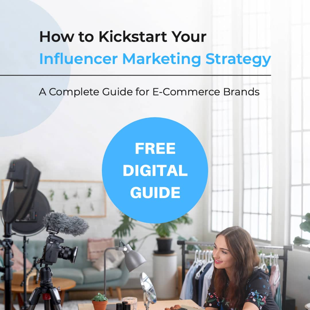Build an influencer strategy that will skyrocket your DTC sales