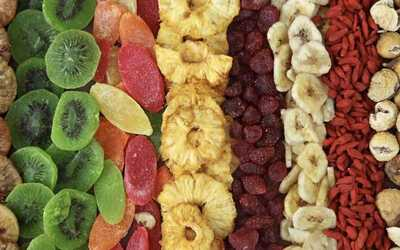 How to Dehydrate Fruit in a Toaster Oven