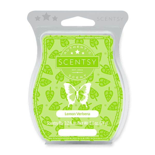 Picture of Lemon Verbena Scentsy Bar