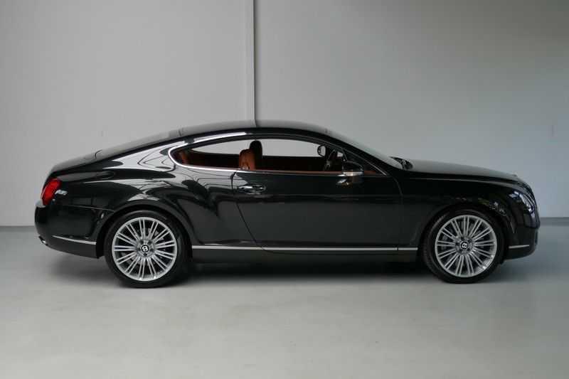 Bentley Continental GT 6.0 W12 GT Speed afbeelding 8