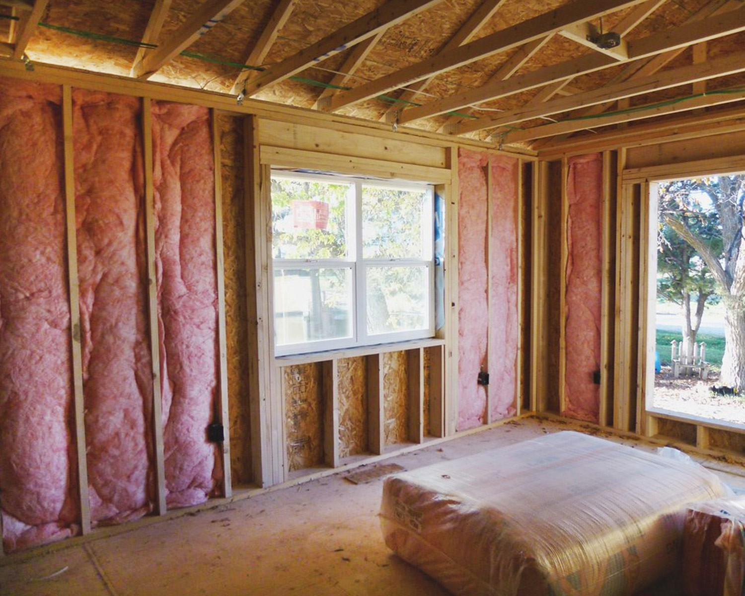 Mass Save home insulation program by MDH Construction in Plymouth, MA