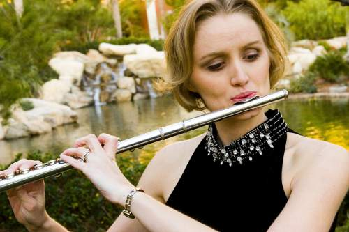 Bonnie Buhler-Tanouye - Flutist and Director