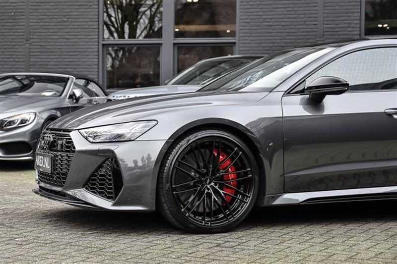 Audi RS7 DYNAMIC PLUS+PANO.DAK+DESIGNPAKKET (600 PK) afbeelding 8