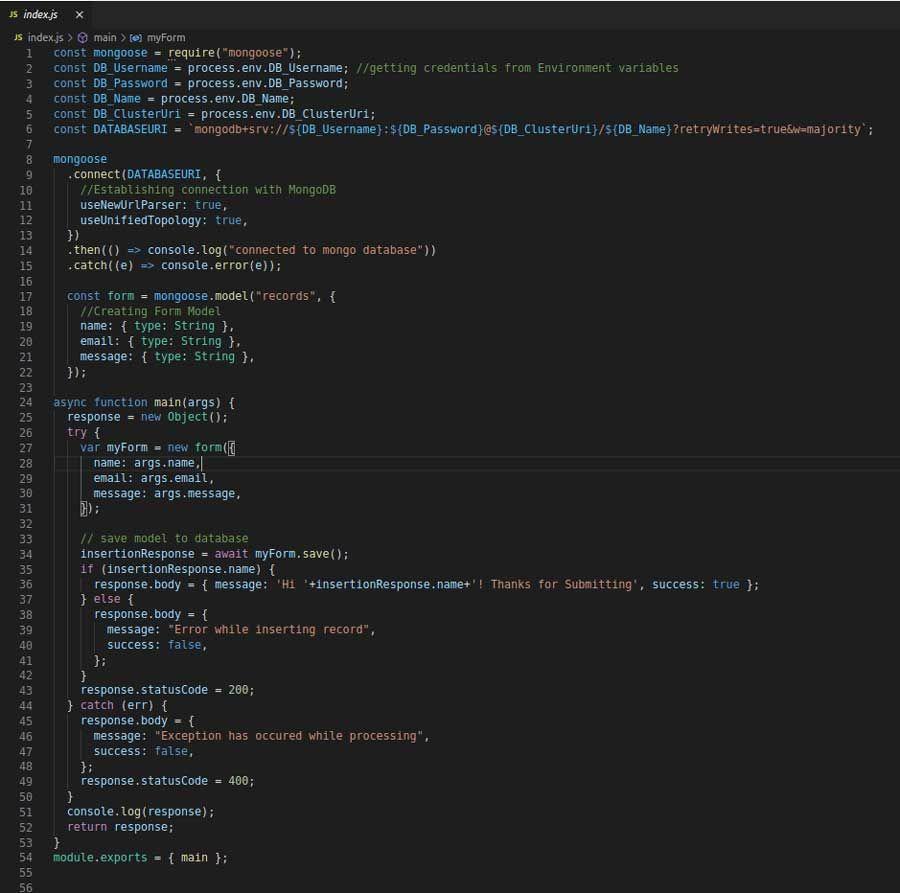 Implementing App Logic