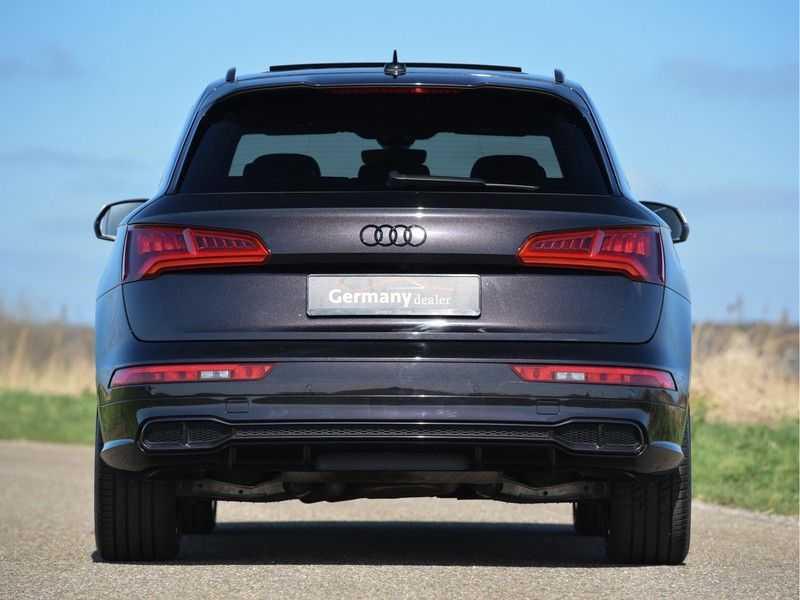 Audi SQ5 3.0TFSI 354pk Quattro Black Optic Alle Opties! Individual Lucht Tr.Haak Standk Ruitleder 360Cam afbeelding 10