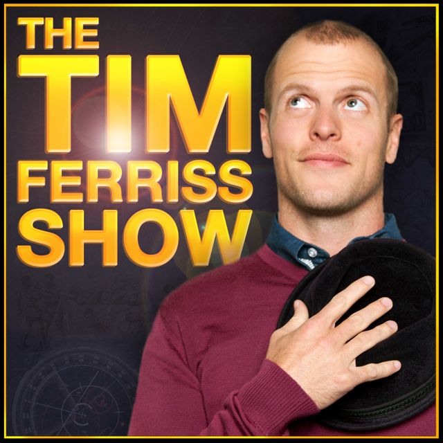 podcast cover of The Tim Ferriss Sho by Tim Ferriss