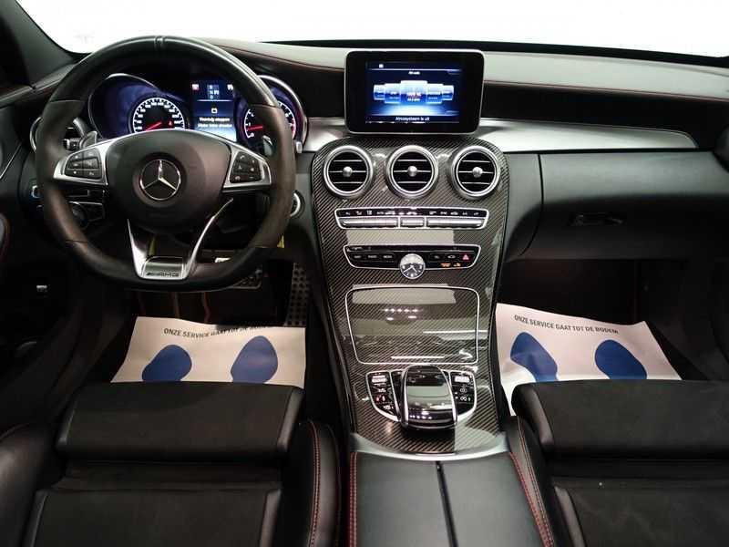 Mercedes-Benz C-Klasse 43 AMG 4MATIC 368pk Performance Carbon, Pano, Full afbeelding 25