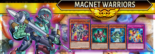 Magnet Warrior Breakdown | YuGiOh! Duel Links Meta