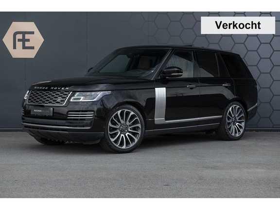 "Land Rover Range Rover 4.4 SDV8 Autobiography (D340) 22"" + Elek. armsteun/achterbank + Adaptive Cruise + Elek. trekhaak + Head-up + etc."