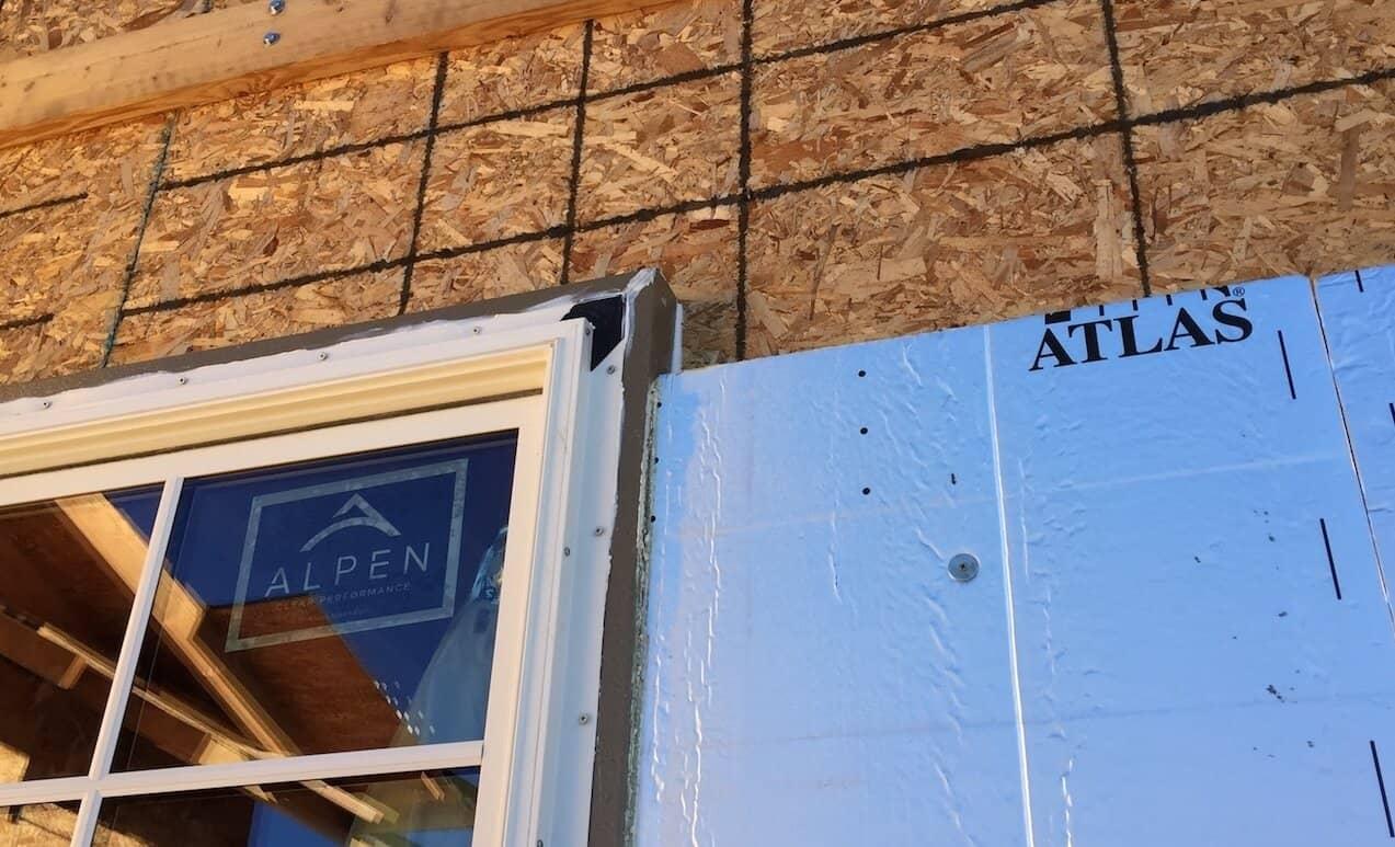 Window Overhang Reference