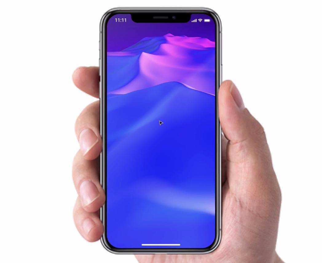 Create An Iphone X Mockup With Figma