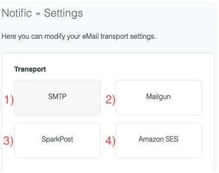 alt Mail transportation method