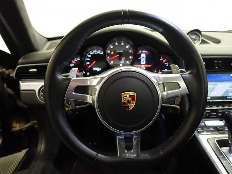 Porsche 911 3.8 Carrera 4S 400pk PDK - Sport Chrono, Panoramadak, Sportuitlaat afbeelding 4
