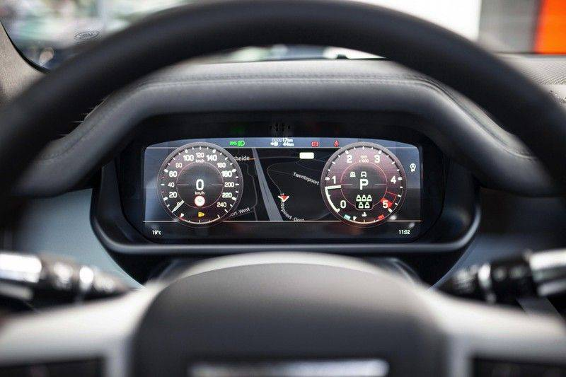 Land Rover Defender 110 2.0 D240 S 7p. *Meridian / Pano / DAB / LED / Elektr. Trekhaak / Standkachel* afbeelding 8