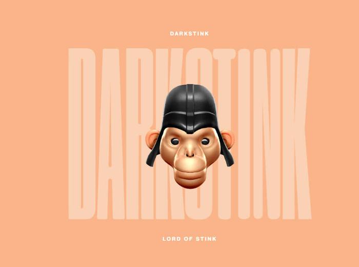 Darkstink Stinkmoji Hero