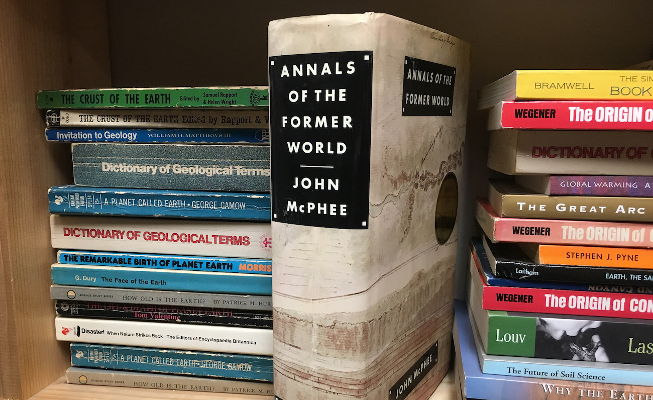 Annals of the Former World