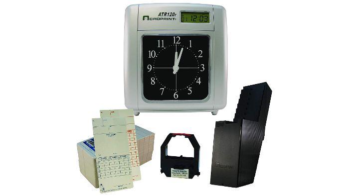 ATR120 Non-Calculating Time Clock
