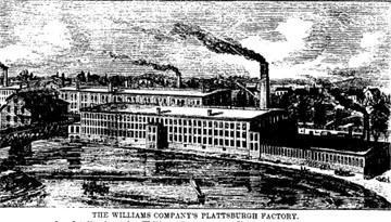 Williams Factory 1880