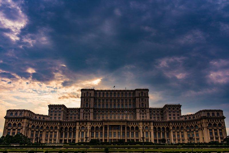Palace of the Parliament (Palatul Parlamentului)