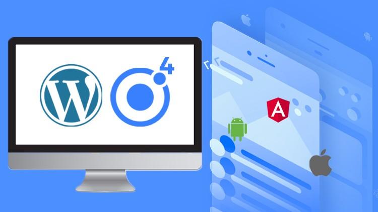 Wordpress Rest API and Ionic 4 (Angular) App With Auth