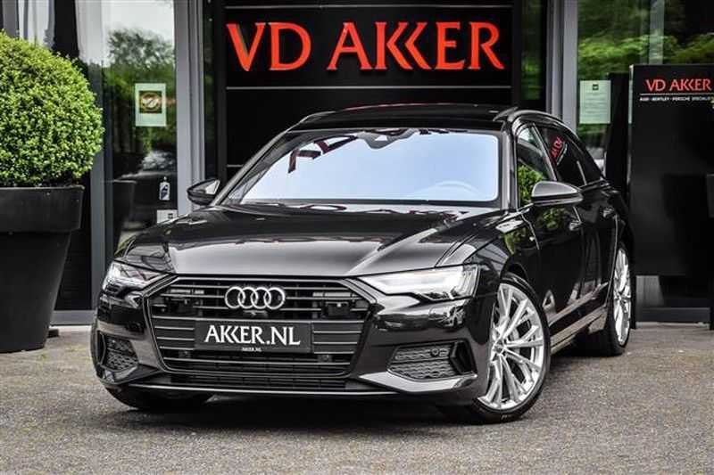 Audi A6 AVANT 50 TDI SPORT LUCHTVERING+S-LINE+PANO.DAK