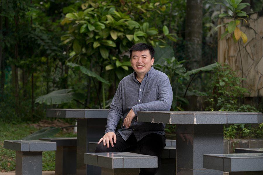 Mr Fang Xinwei