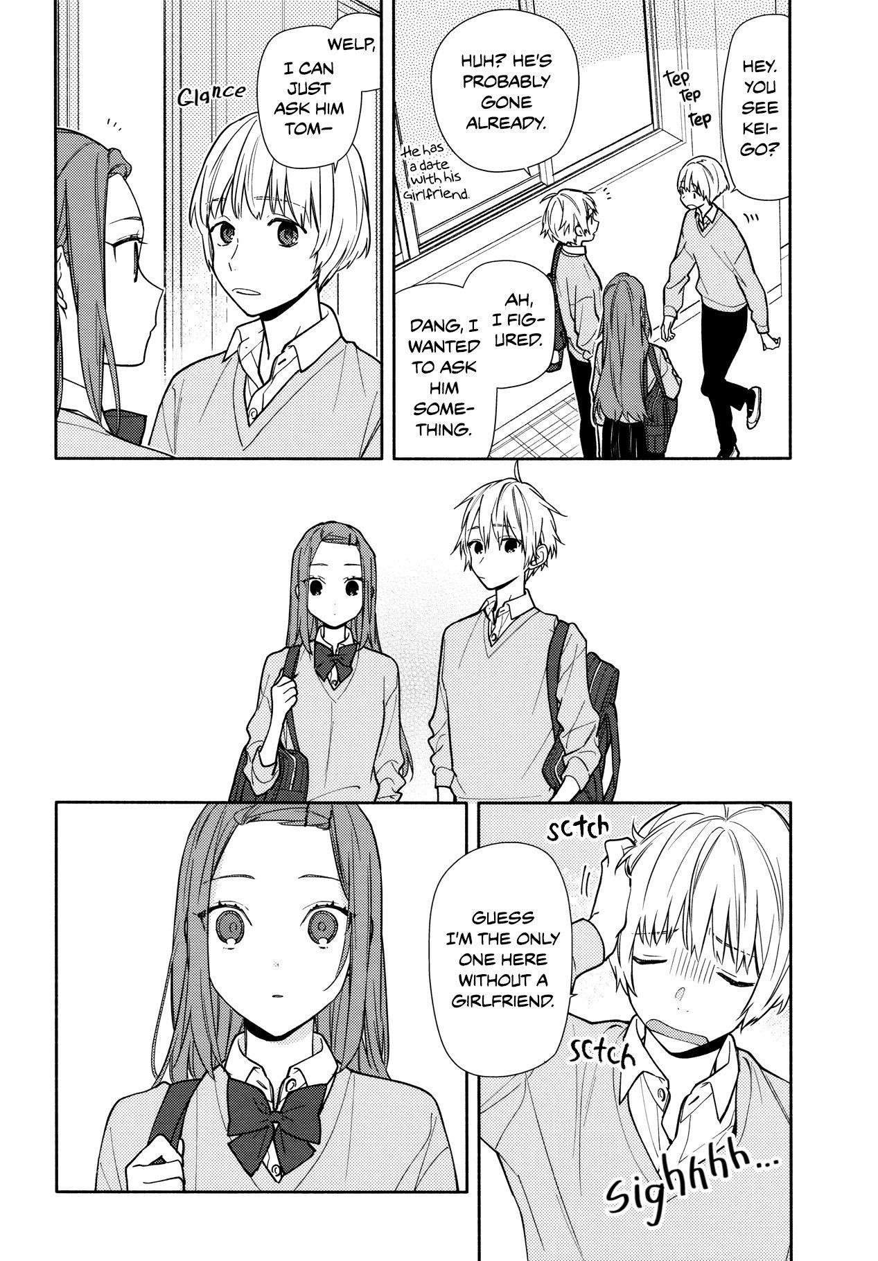 Horimiya, Chapter 121 Page 4