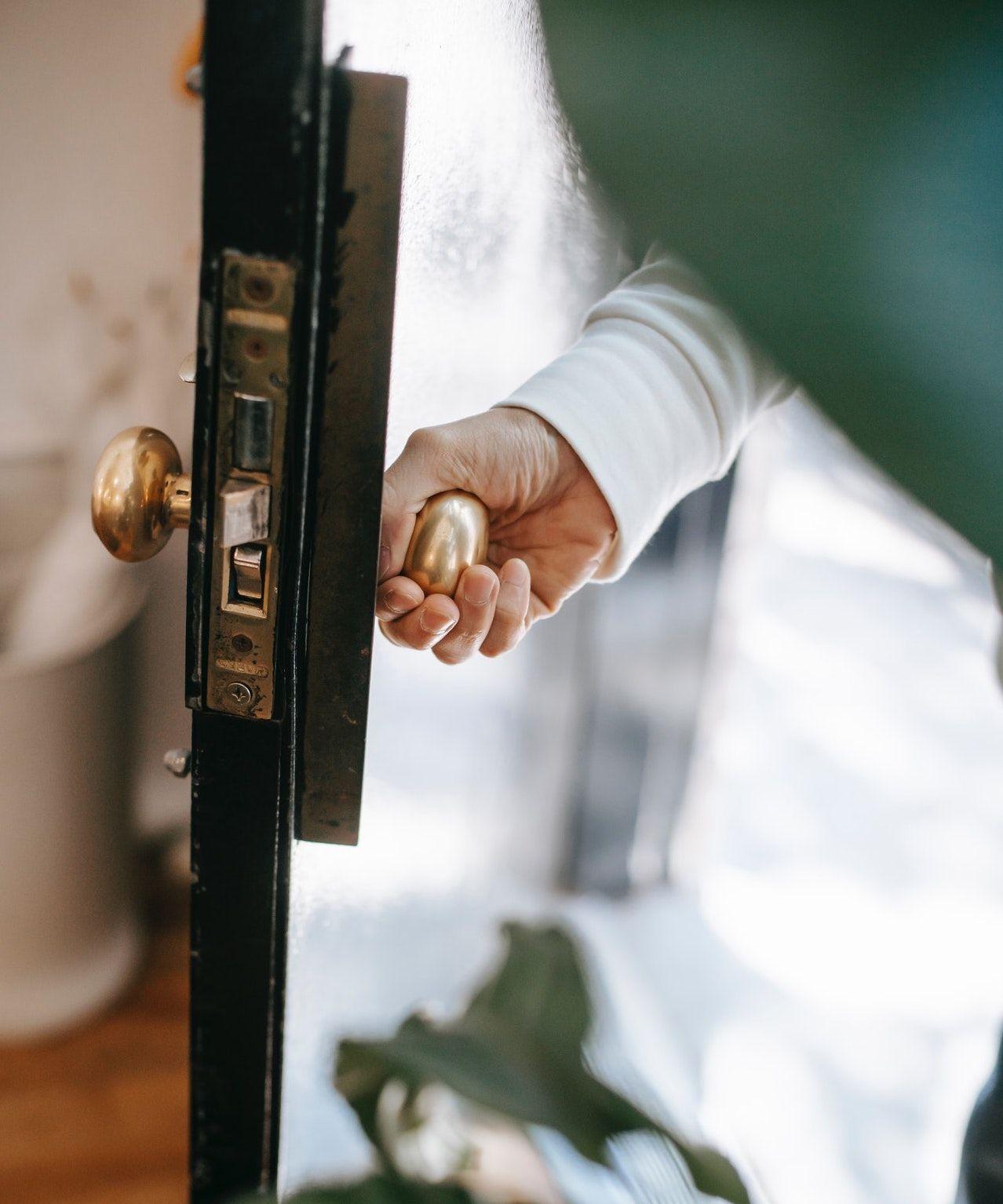 Zugefallene Tür öffnen ohne Schlüssel - und ohne Schlüsseldienst