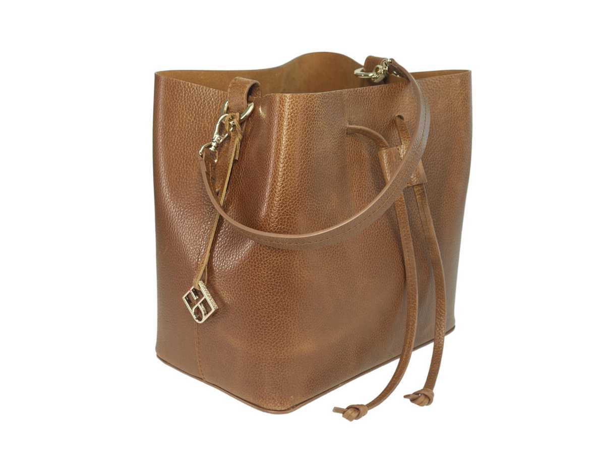 Alya Bucket Mini - brown