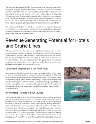Capitalizing on Novel Travel Trends: The Transformative Power of Digitization in the Tour Operator Sector Right