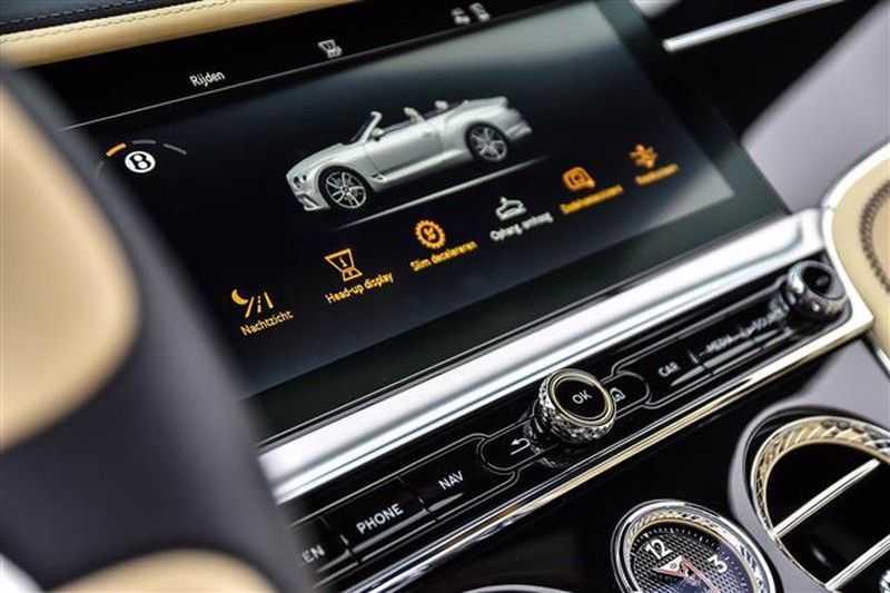 Bentley Continental GTC W12 CENTENARY+MULLINER+MASSAGE+HEADUP afbeelding 19