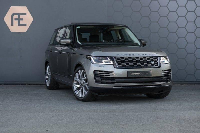 Land Rover Range Rover 3.0 TDV6 Autobiography Verwarmde Gekoelde en Massage Stoelen + Trekhaak + Adaptive Cruise Control + Head Up Display + 360 Camera afbeelding 6