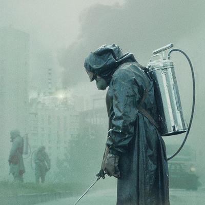 Фрагмент постера сериала «Чернобыль». Источник: hbo.com