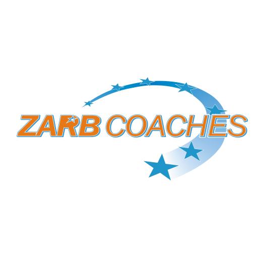 Zarb Coaches logo