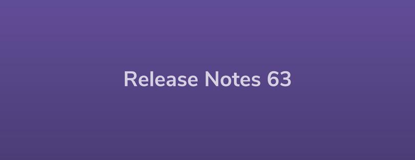 Esper Release Notes – DevRel 63