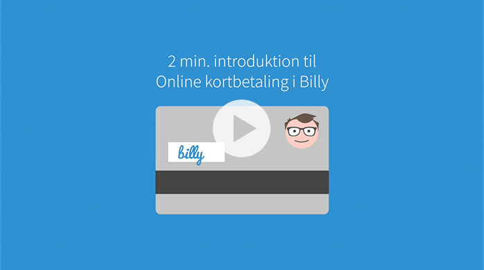 Billy regnskabsprogram Yourpay integration