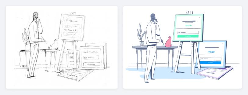 Optimize illustration