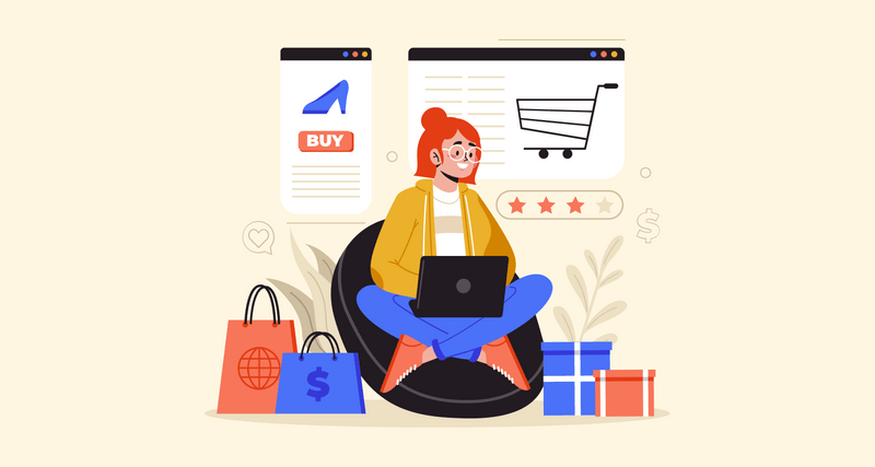 Blog post - 4 Ways To Improve eCommerce UX For Website Visitors
