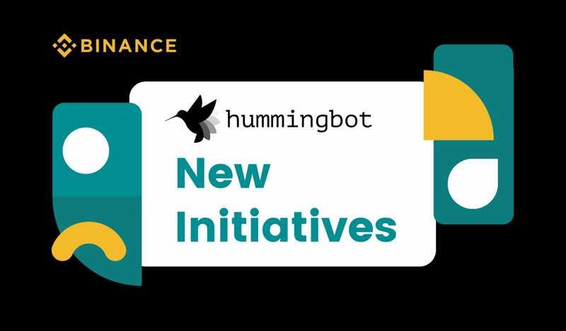 Hummingbot partners with Binance.com