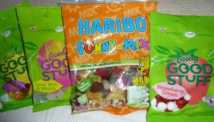 Vegetarian Sweets