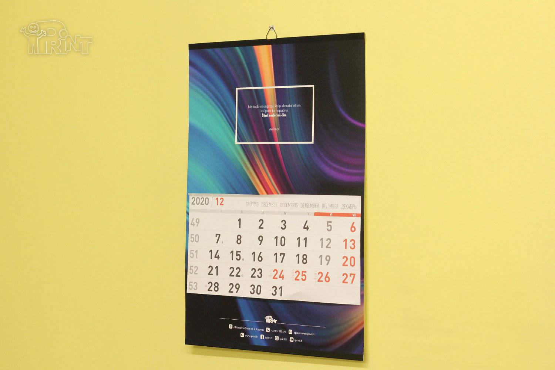 Vienos dalies kalendoriai