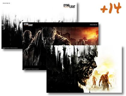 Dying Light theme pack