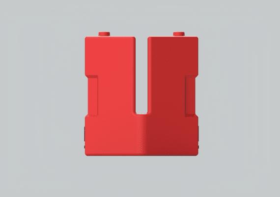 Rota Block Mini Barrier Side