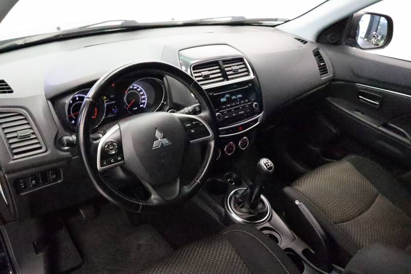 """Mitsubishi ASX 1.6 Cleartec Invite+ Airconditioning Bluetooth 17""""LM Trekhaak 117 PK! afbeelding 6"""