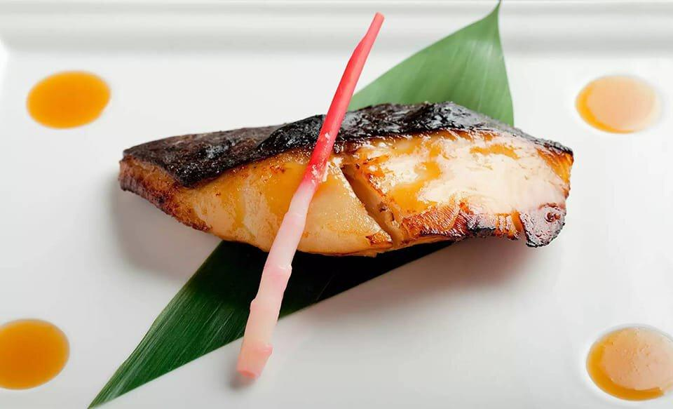 A Nobu dish