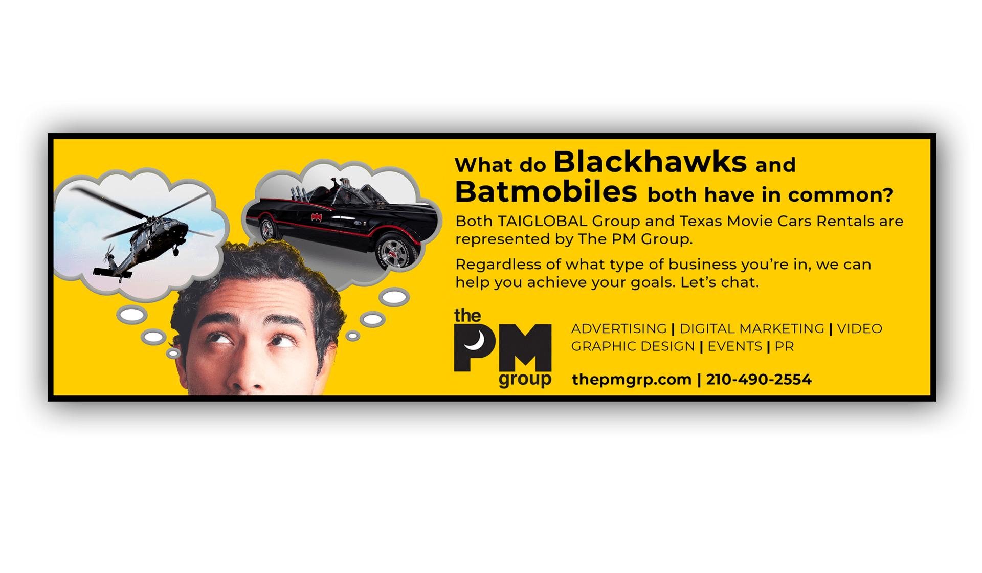 PMG Hawks Ad