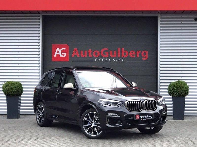 BMW X3 M40i X-Drive M-Sport, 360PK, ACC, Pano, Lane Assist, Keyless, Navi Prof, Camera, LMV'20 afbeelding 1