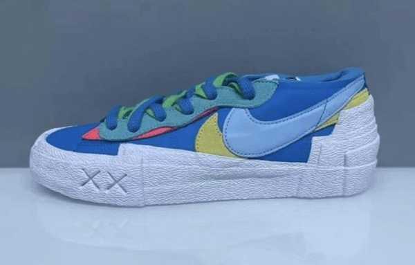 Nike x Sacai x Kaws Blazer Low